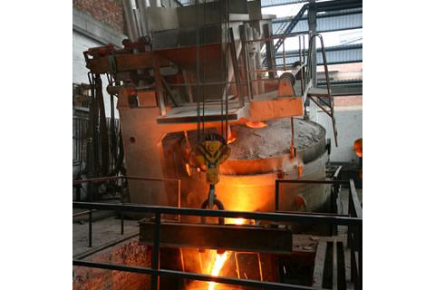 Electric Arc Furnace Steel Images