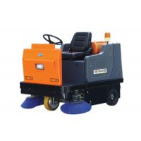 China Three Wheels One Seat Suit Ride On Floor Sweeper , Carpet / Street Sweeping Machines on sale