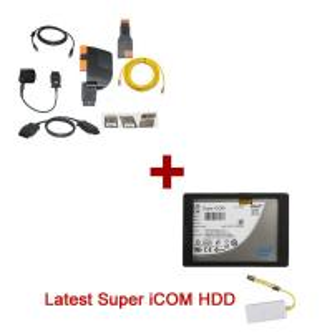 China CE BMW Diagnostic Scanner ICOM A+B+C Diagnosis Machine For Cars wholesale