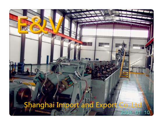 Quality 650kW Green 8mm Low - Oxygen Copper Continuous Casting Machine 15 tons/hr for sale