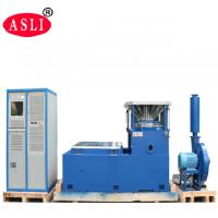 China High Frequency Electro Dynamic Shaker Air - Cooled With Vertical Horizontal Shaker Table wholesale