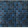 China KG247 popular square art pattern swimming pool crystal glass mosaic wholesale