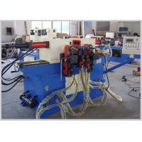 China SW38 Full Automatic Double Head Pipe Bending Machine Low Power Construction wholesale