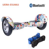 China CE FCC RoHs Two Wheel Smart Balance Electric Scooter Bluetooth Hip Hop Color wholesale