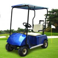 China 2 seaters electric golf carts,electric golf buggy wholesale