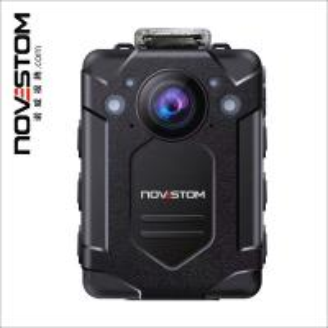 China Novestom Portable WIFI Body Camera , 140 Degree Angle Police Personal Body Video Camera on sale