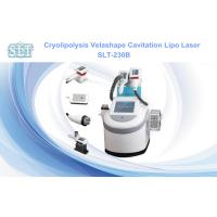 China Cryolipolysis laser Fat Removal Velashape Equipment / Zeltiq Coolsculpting Machine on sale