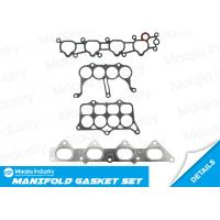 China 2.2L F22A1 F22A4 F22A6 Manifold Gasket Set Steel Graphite Material wholesale