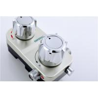 """China Male Thermostatic Mixing Valve G1/2"""" Ceramic Champagne For Hotel Winehouse wholesale"""