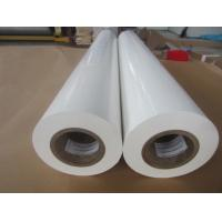 China Polyethylene Woven Fabric Mirror Backing Protection Film--CATII Mirror Film meets ANSI rules on sale