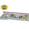 China Plastic Professional Kids Indoor Soft Play Game Playground Equipment wholesale