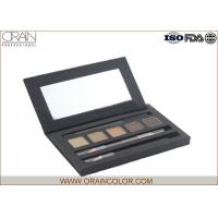 Five Shades Pressed Eyeshadow Palette for Eye Makeup with Long Lasting effect