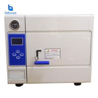 China High quality Autoclave class B Benchtop pulse vacuum steam sterilizer with CE in China wholesale