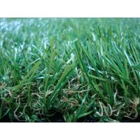 China 12500Dtex Blue PE Artificial Fake Synthetic Turf Grass Decoration 36mm,Gauge 3/8 wholesale