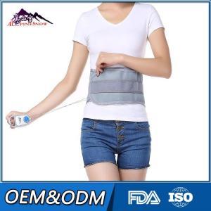 China Free Size Waist Back Support Belt Drawstring Mesh Cloth Tourmaline Material wholesale