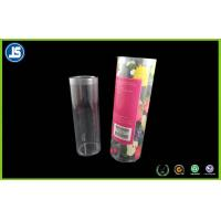 China Stamping Printing Gift Plastic Tube Packaging , PET Blister Food Packaging wholesale