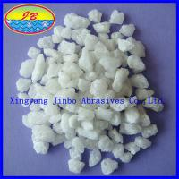 China refractory material white fused alumina 5-8mm wholesale