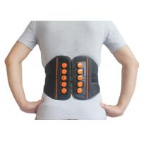China Lower Back Pain Adjustable Back Spine Brace Support With Dual Pulley System wholesale