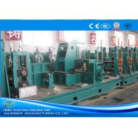China High Precision Seamless Pipe Mill , Friction Saw Cutting Pipe Tube Mill Custom on sale