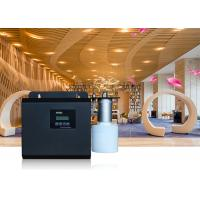 China Black Hotel Scent Diffuser 5000 m3 Coverage 220V HVAC Connect For Large Area wholesale