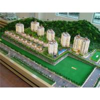 China Customized Architectural Model Making Materials With Interior Furniture wholesale