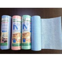 China Hygienic Household Spunlace Nonwoven Wipes Clean Soil Easily Without Detergent wholesale