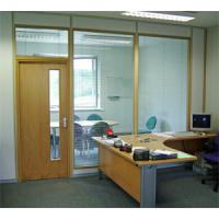Buy cheap Hot Sale Modern 55mm A3-01 office partition from wholesalers