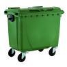 Buy cheap 660liter plastic outdoor garbage bin/ waste bin/ trash bin/garbage container from wholesalers