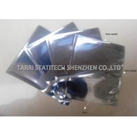 China 3 Edges Sealed Open Top ESD Metalized Anti Static Bag MBB Bag 0.075mm Thick wholesale