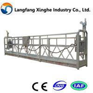 China high rise window cleaning equipment /working cradle/ lifting gondola wholesale