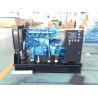 China Color azul generador diesel 10KW de 3 fases para el hotel, generador de poder silencioso de poco ruido wholesale