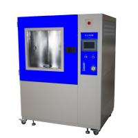 Buy cheap IP4X - IP6X Plastic Testing Equipment , Sand and Dust Test Chamber For electronics from wholesalers