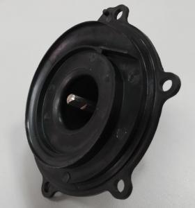 Buy cheap Точность черный PPS изолируя части мотора крышки запасные подгонянные в чертеж from wholesalers