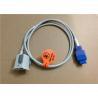 China GE TruSignal Datex Ohmeda Reusable Spo2 Sensors Compatible TS - F - D 0.9m Length wholesale