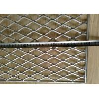 China OEM Factory Expanded Metal Mesh Small Hole Galvanized For Building wholesale