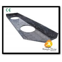 China Xiamen Kungfu Stone Ltd supply Blue Pearl Granite Countertop In High quality and cheap price wholesale