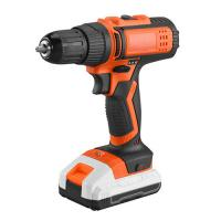 China Fast Charger Li Ion Cordless Drill , Power Hand Tools With LED Power Indicator wholesale