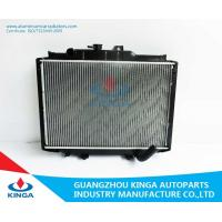 China Kinga Auto car engine cooling system radiator For MITSUBISHI DELICA' 86-99MT OEM MB356342/605252 wholesale