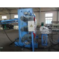 China Architectural PVC Plastic Sheet Production Line Double Screw Extrusion Machine on sale