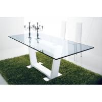 China Custom Tabletop Glass , Thick Glass Table 300 MM * 100 MM Minimum Size wholesale