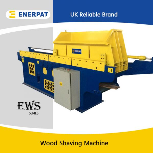Automatic Wood Shaving Machine For Log