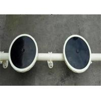 China Wastwater Treatment Disc Diffuser Aerator High Oxygen Transfer Efficiency wholesale