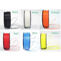 Buy cheap Plastic Rod 1.75mm / 2.85mm ABS / PLA / HIPS 3D Printer Filament from wholesalers