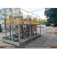 China Automatic Back Flushing Filter for high precision gas solid,solid liquid separation wholesale