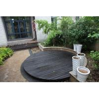 Outdoor WPC Decking Board ECO Composite Wood Flooring with Various Colors