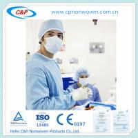 China Disposable Medical Gown on sale