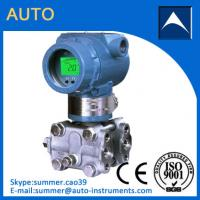 China differential pressure transmitter working principle made in China wholesale