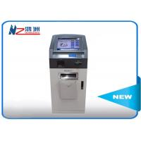 China Self service payment ATM credit card wall mount kiosk with desktop visitor management wholesale