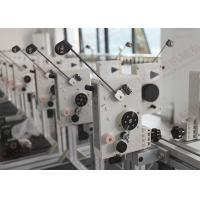 China High speed Auto Coil Winding Machine Parts With Polished ceramic eyelets , QH-MTCS wholesale