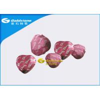China Personalised Chocolate Foil Wrappers Good Light / Moisture Resistance wholesale